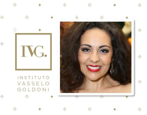 Carmen Monarcha Gaspar - Homenageada IVG